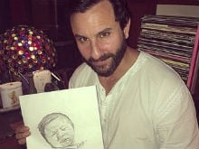 Saif Ali Khan On Pic Of Taimur That Went Viral: That's OK. That's Internet