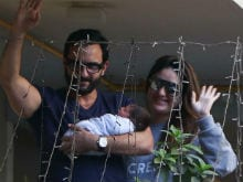 Saif Ali Khan Considered Changing Taimur's Name. Kareena Disagreed