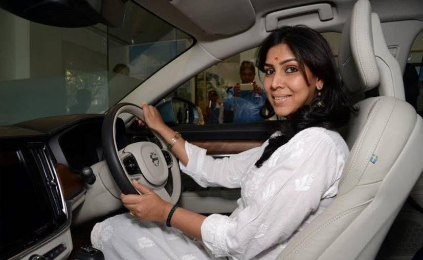 Dangal Star Sakshi Tanwar Buys Volvo S90 Sedan Ndtv