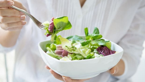 Eating More Green Leafy Vegetables And Fruits May Prevent Cancer Risk