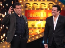 Salman, Shah Rukh Khan - The 'Only Stars' At Govinda's Film Premiere (Other Than Himself)