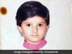 Sania Mirza's Hairstyle In Throwback Pic Has 'Real Swag'. Agree?