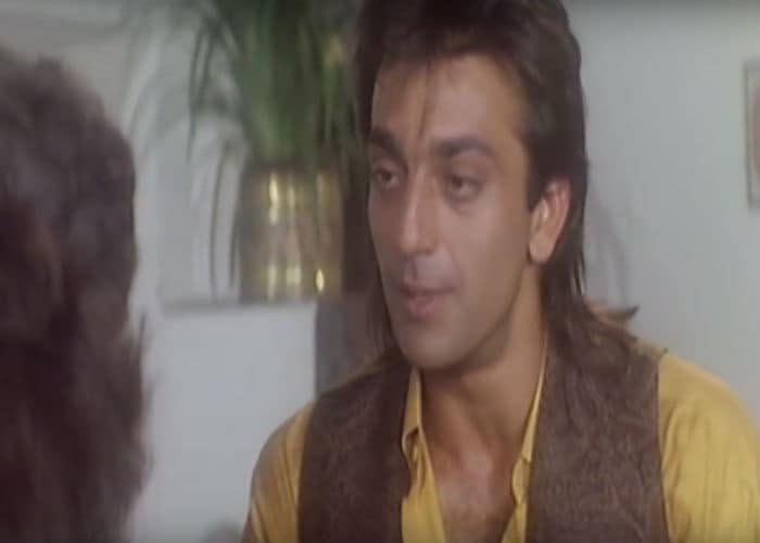 Ranbir Kapoor As Young Sanjay Dutt, Long Hair And All ...