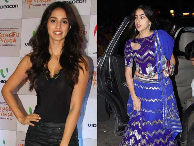Disha Patani Replaced By Sara Ali Khan In Student Of The Year 2? Details Here