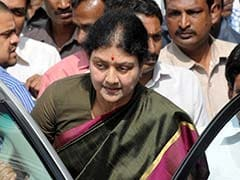 VK Sasikala Gets 4-Year Jail Term For Corruption, Can't Be Chief Minister