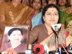 'Tough For A Woman To Be In Politics': Sasikala In Second Meet With Legislators