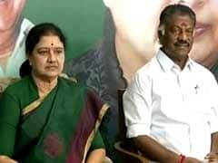 AIADMK Now Has 2 Versions, Poll Symbols Hat And Electric Pole: 10 Points
