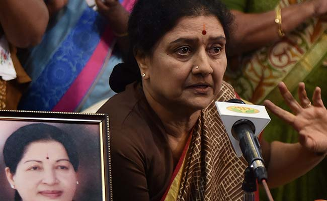 VK Sasikala Convicted In Corruption Case By Supreme Court: 10 Facts
