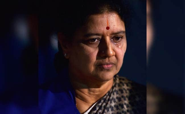 Mineral Water, Home Food For Sasikala? Nope, Say Bengaluru Jail Officials