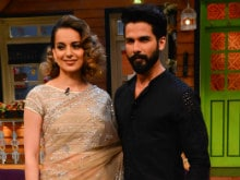 The Kangana Ranaut-Shahid Kapoor Cold War Continues Ahead Of Rangoon