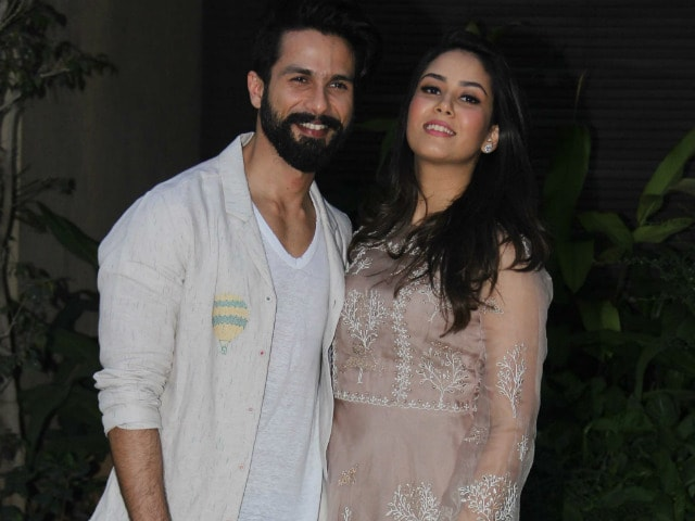 Shahid's 'Best Birthday Ever' With Wife And Co-Stars. Guess Who Wasn't There?
