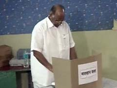 Who Did Sharad Pawar Vote For In Mumbai Today? His Options Were...
