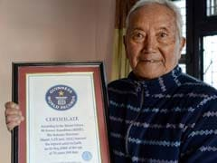86-Year-Old, Attempting Second World Record On Mount Everest, Dies At Base Camp