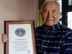 Ex-Gurkha Min Bahadur Sherpan Wants To Reclaim Oldest On Mount Everest Title