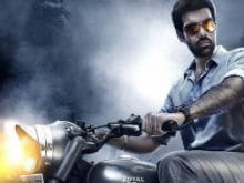 Sibiraj Shares <i>Sathya</i>'s First Look Poster