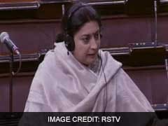 'PM Invited Trolls': How Smriti Irani Reacted To Derek O'Brien's Charge