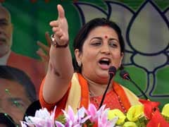 Smriti Irani Takes On Mamata Banerjee With A Jab On Triple Talaq