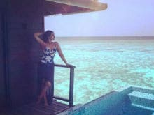 Sonakshi Sinha Is Having The Time Of Her Life In Maldives. Here's Proof