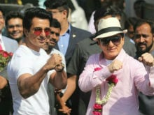 Sonu Sood Describes Jackie Chan's 'Hectic' India Visit