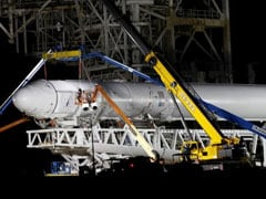 SpaceX Rocket Poised For Second Launch Try From Historic NASA Pad