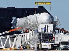SpaceX Aborts Launch After 'Odd' Rocket Engine Behavior