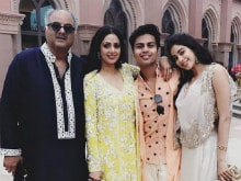 Is Sridevi's Daughter Jhanvi Dating This Young Man? See Pic