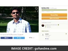 Online Campaign For Indian Killed In Kansas Raises $250,000 In 12 Hours
