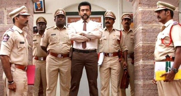 No Morning Shows for Singam 3