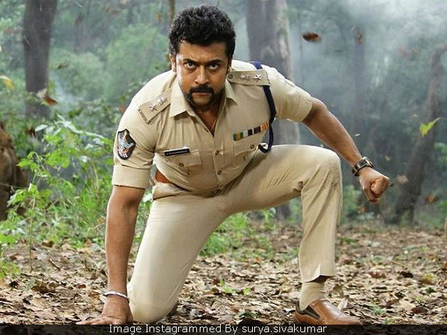 Suriya To Reunite With Director Hari For Singam 4