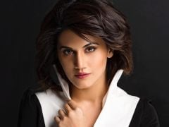 The Ghazi Attack Actor Taapsee Pannu's Fitness Mantra