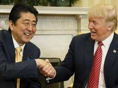 Donald Trump Says US Is With Japan '100 Percent' After North Korea Missiles: PM Shinzo Abe