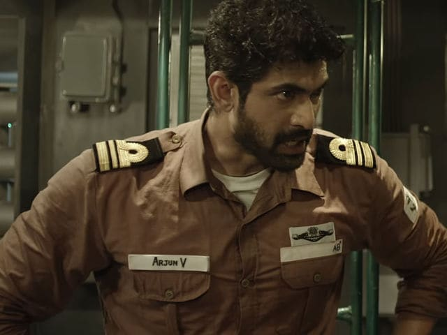 The Ghazi Attack: Rana Daggubati Was Never 'Tired, Moody Or Upset' While Filming Underwater