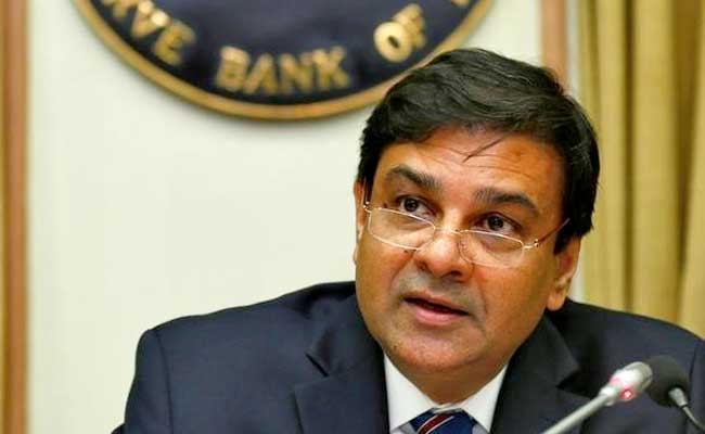 Urjit Patel said that the rupee is