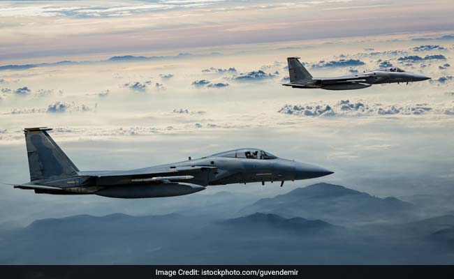 US Air Force Trains Alongside Japanese and South Korean Counterparts
