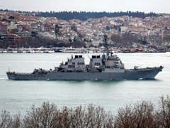 Russian Jets In 'Unsafe' Encounters With US Navy Destroyer: US Official