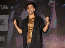 Varun Dhawan Feels Tamma Tamma Had To Be Passed On To Next Generation