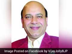 Former Delhi BJP Legislator Vijay Jolly Denies Rape Charge