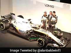 Vijay Mallya Makes Appearance At F1 Event In UK, Slams 'Indian Media'
