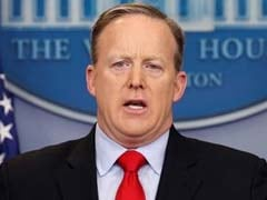 Sean Spicer Apologises For 'Insensitive' Hitler Reference