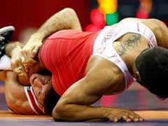 Iran Bans Entry Of US Wrestlers