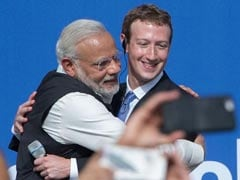 Mark Zuckerberg Invokes PM Modi's Knack For Social Media In Governance