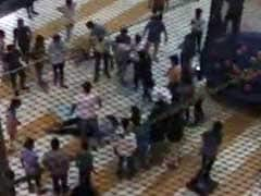 Attacked By Mob At Mall Near Delhi: Graphic Video Of Assault On Nigerian