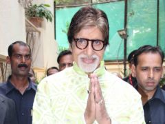 Megastar Amitabh Bachchan Becomes the Face of the National Anti-TB Campaign