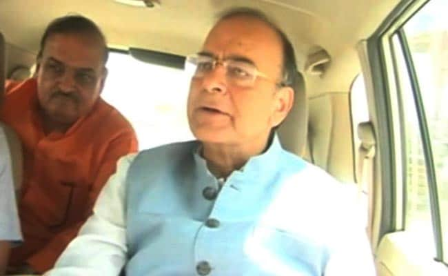 Arun Jaitley explains in court why he sued Arvind Kejriwal, not others