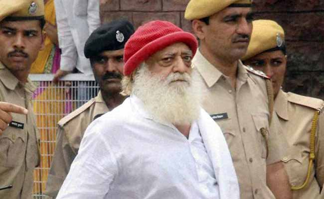 Gujarat Court Asked To Expedite Recording Evidence In Asaram Case