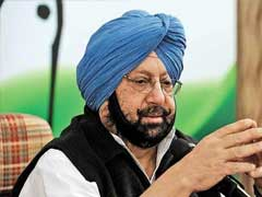 Punjab Chief Minister Approves Setting Up Of Anti-Terror Squad