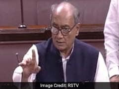 When Will We Debate On Goa, Manipur: Digvijaya Singh Asks Centre