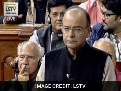 As Jaitley Presents GST Bills, Opposition Objects To Midnight Listing