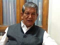 Uttarakhand Election Results 2017: Harish Rawat Loses Both Seats