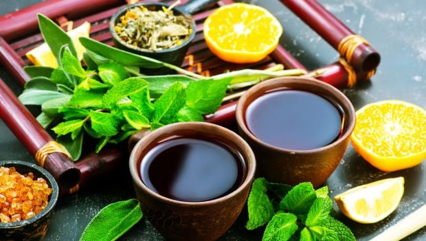 5 effective herbal remedies for dehydration - ndtv food, Skeleton